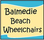 Balmedie Beach Wheelchairs logo